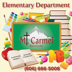 Elementary Department