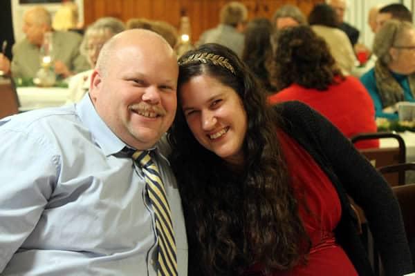 Eric and Hannah Avery