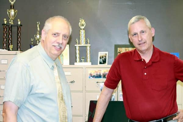 Dave Munson and Mark Payne